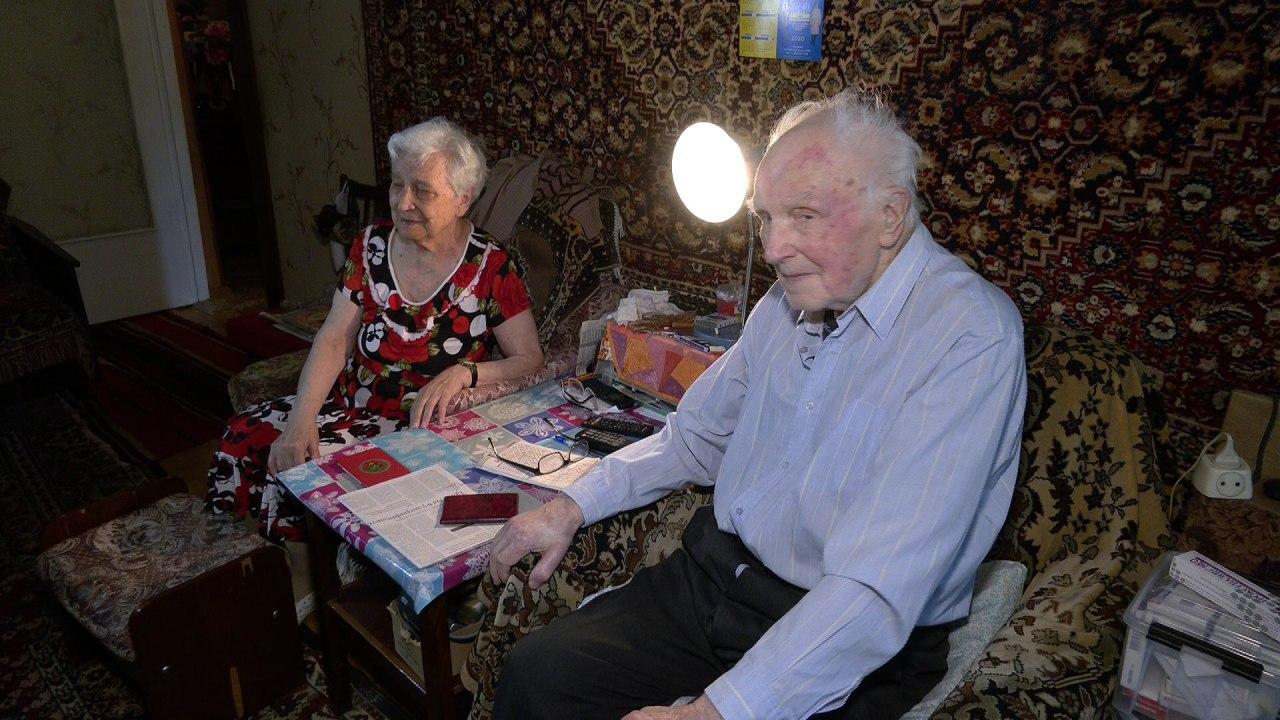 По изменениям в Конституцию проголосовал костромич- долгожитель
