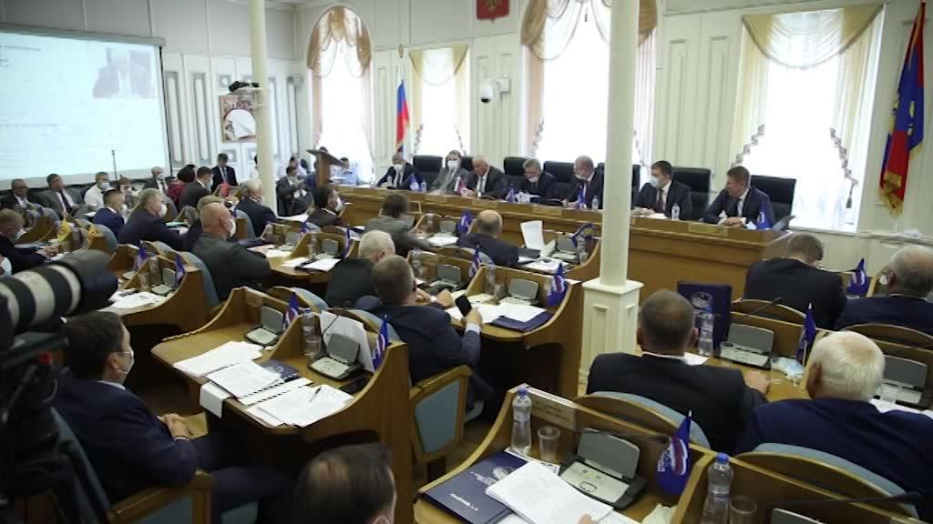В фактах и цифрах о развитии Костромской области сегодня рассказал губернатор