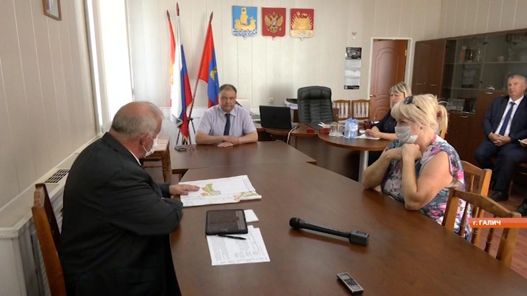 Губернатор провел в Галиче личный прием жителей