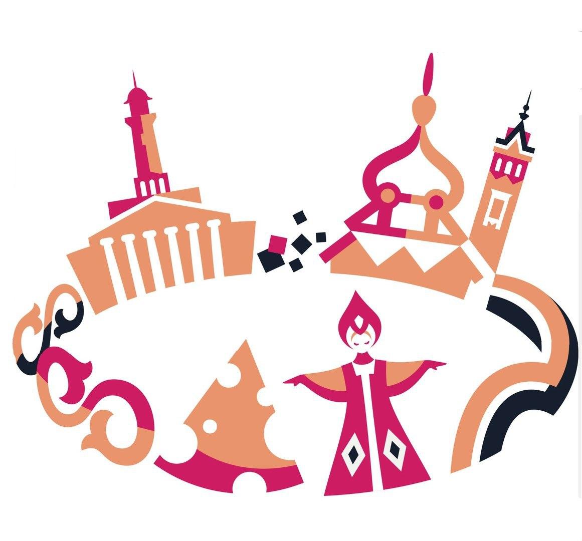 Артемий Лебедев разработал для Костромы логотип