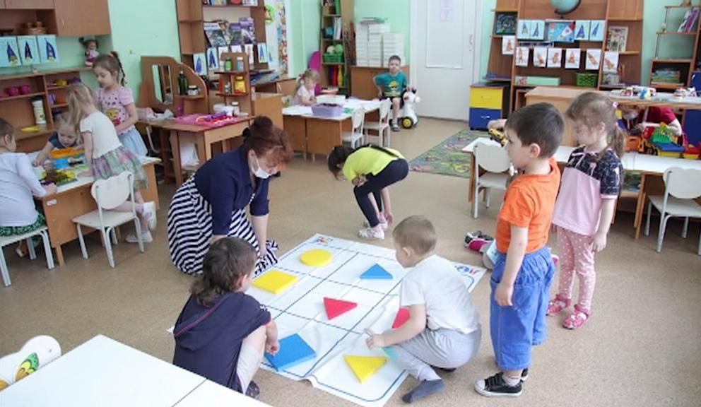 Дежурные группы открыты во всех детсадах Костромы