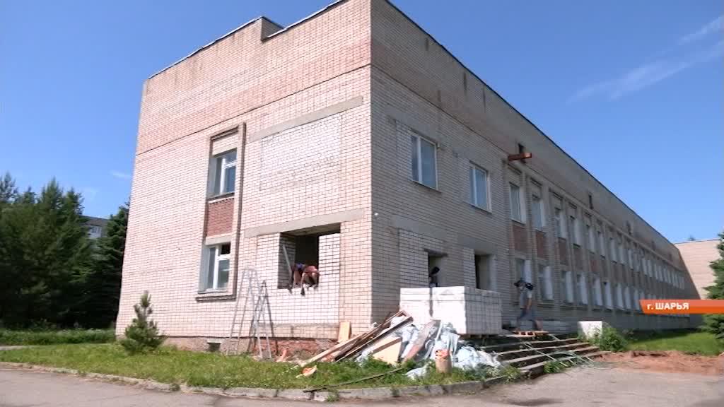 В Шарье откроют центр амбулаторной онкологической помощи