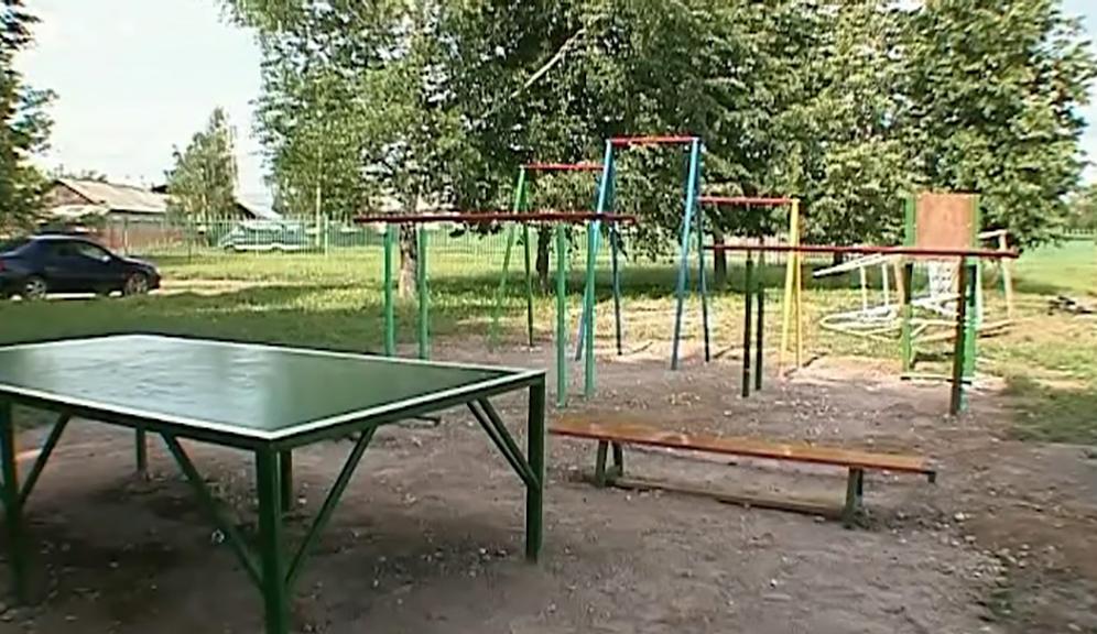 Судиславцы смогут подтянуть физическую форму на новой спортплощадке