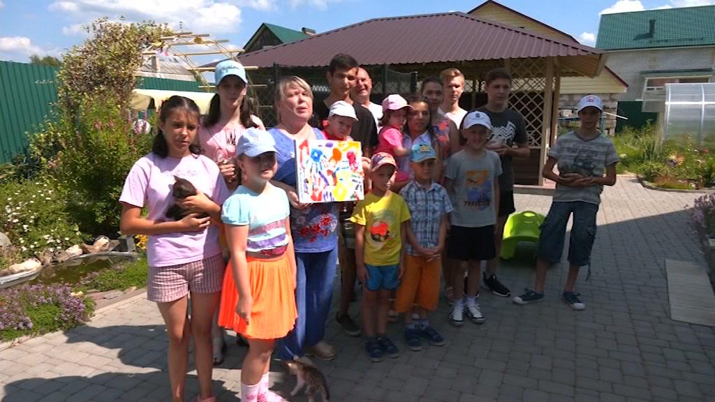 Костромская область присоединилась к акции «Герб моей семьи»