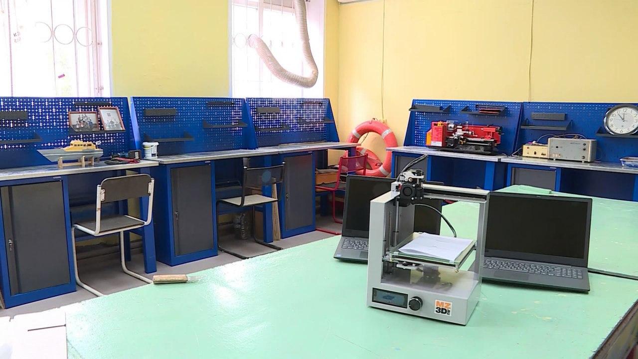 В Центр технического творчества поступило новое оборудование