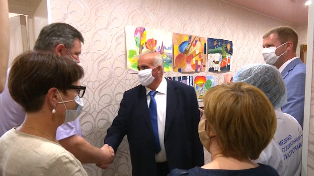 Медицинским патронажем в Костроме начали заниматься частные клиники