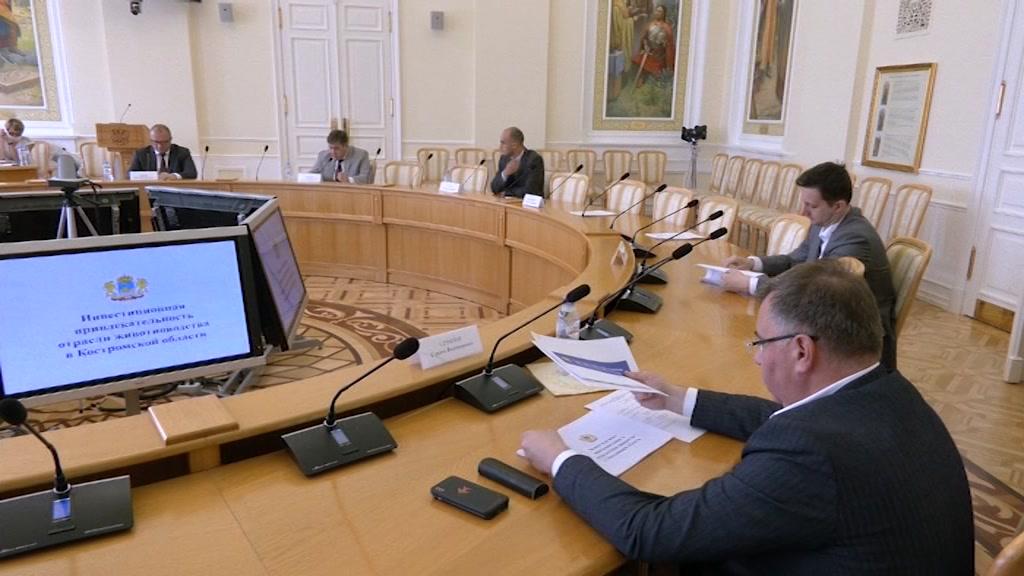 Компания АФК «Система» готова расширить направления сотрудничества с Костромской областью