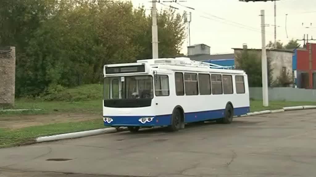 Мэрия Москвы подарит Костроме 30 троллейбусов