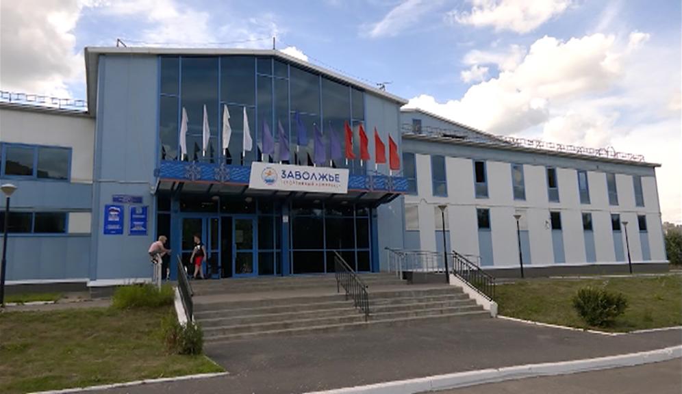 Бассейн в спорткомплексе «Заволжье» откроют 10 августа