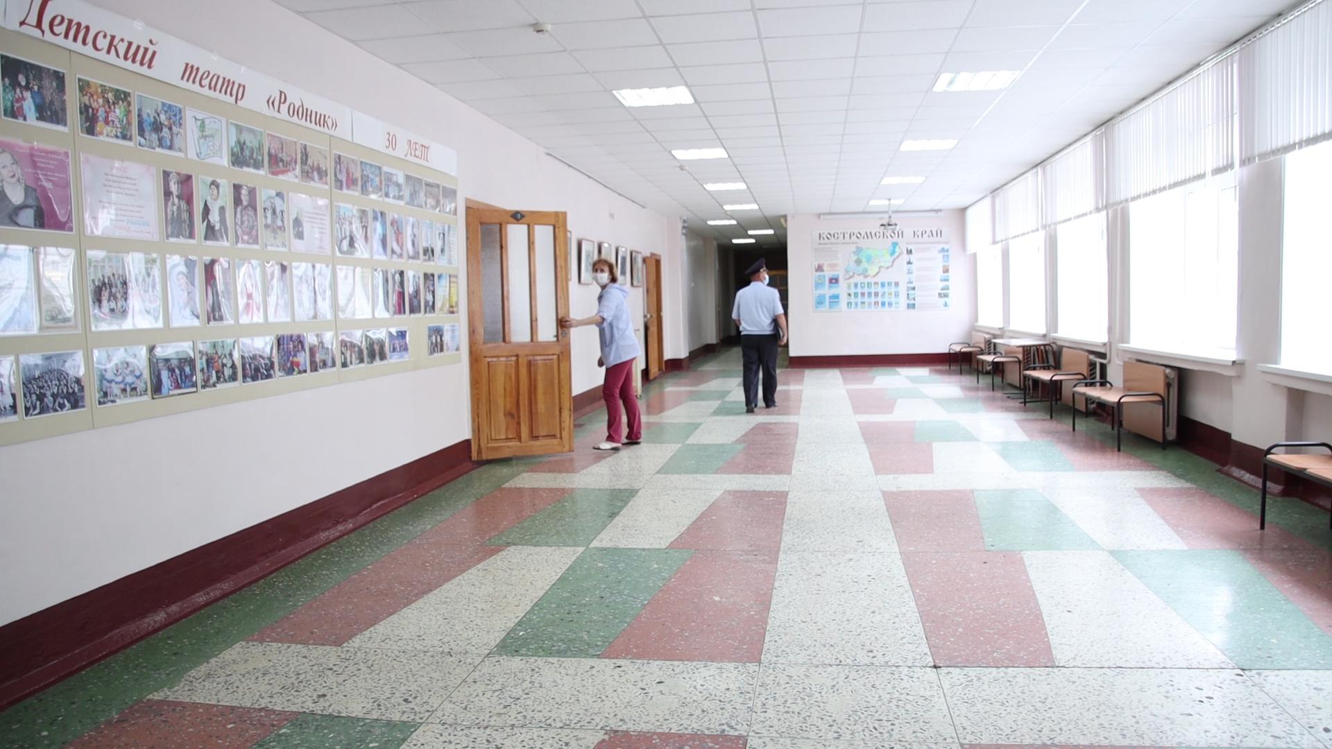 В Костроме стартует приемка школ к 1 сентября