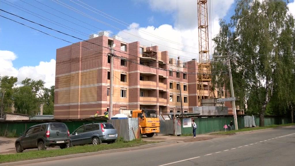 Еще 96 дольщиков получат ключи от новых квартир
