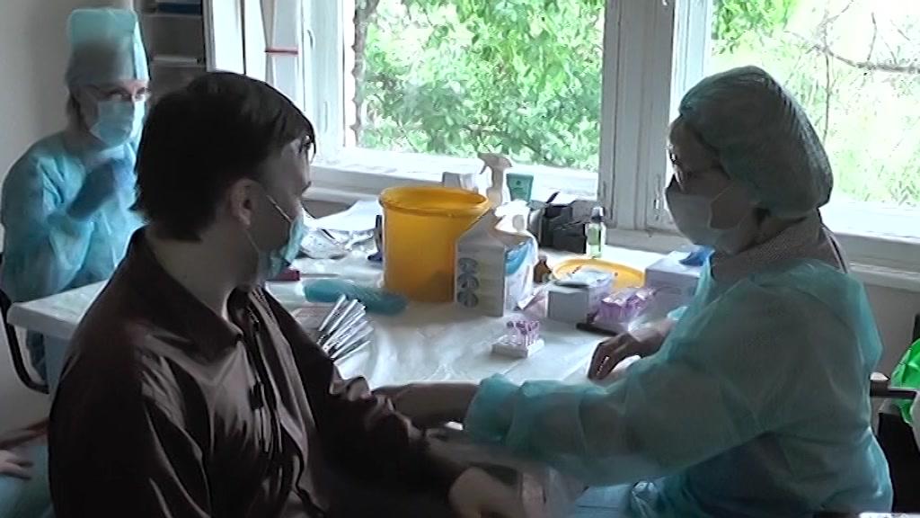 «Маршрут здоровья» прошел через Волгореченск