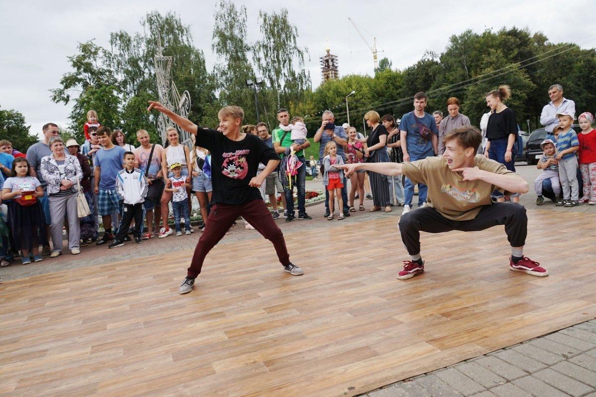 В центре Костромы пройдет танцевальный батл