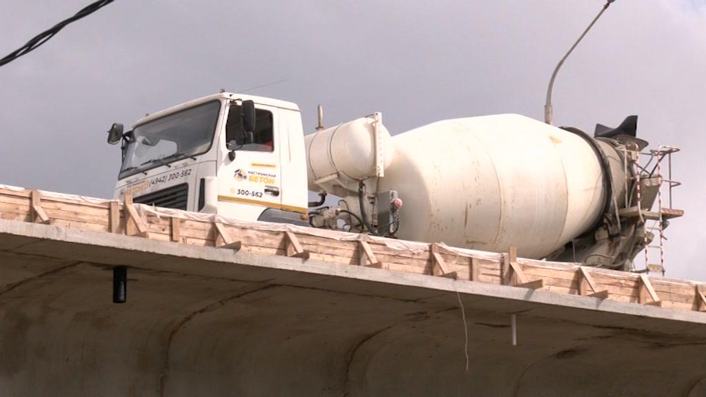 Рецепт костромского бетона отвечает требованиям мостостроителей