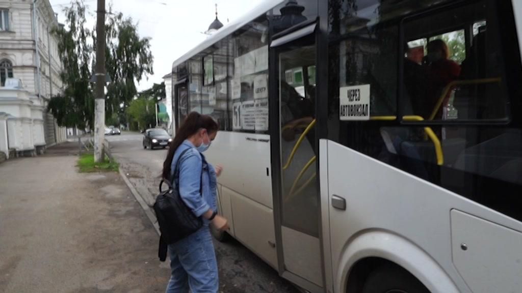 В центре внимания – общественный транспорт