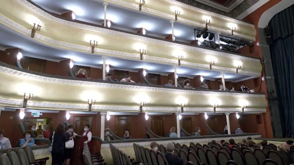 Костромской драмтеатр открыл новый 212 сезон