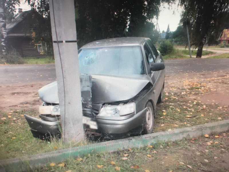 Угнала машину вместе с телом хозяина