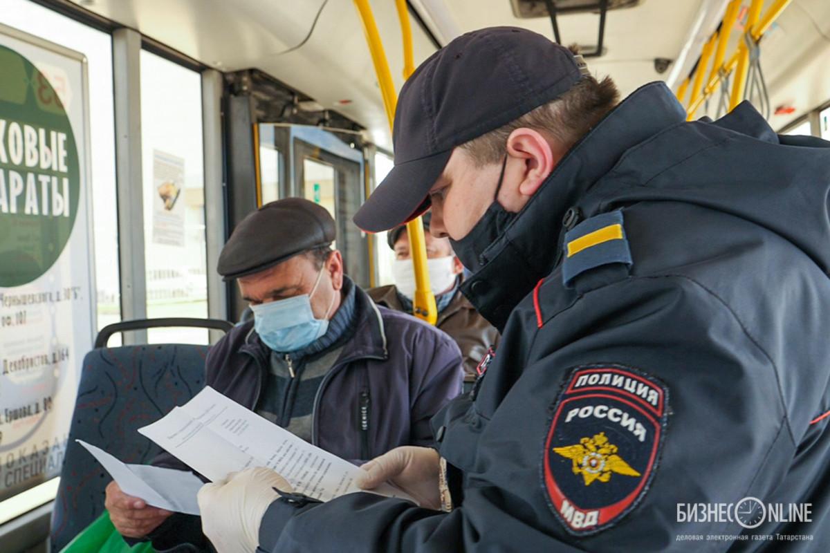 Костромичи нарушают масочный режим