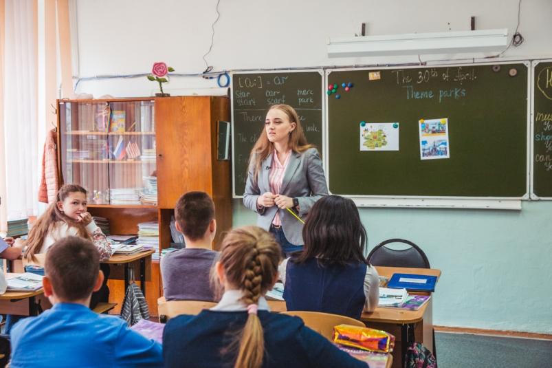 Молодые специалисты пришли в школы Костромы