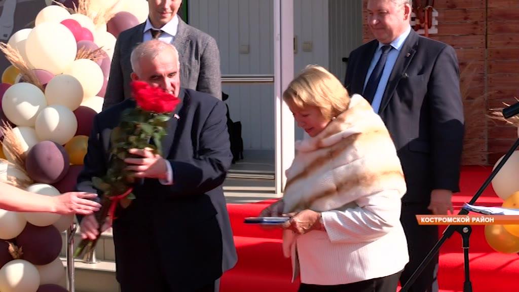 Глава региона поздравил аграриев