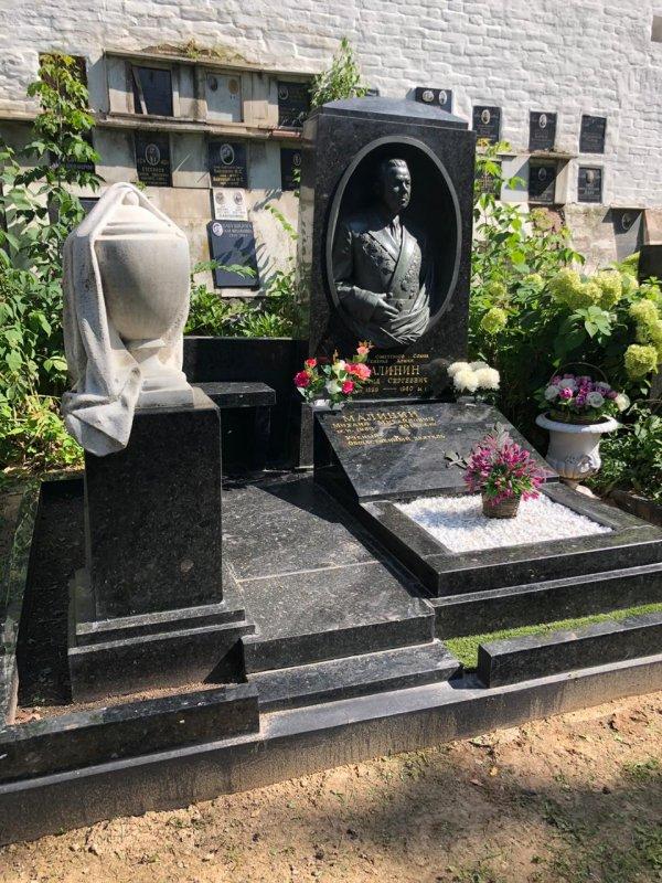 Памятник обновили