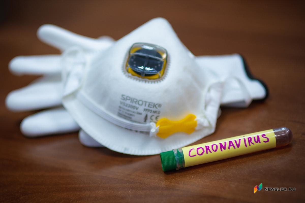 Новый антирекорд по заболевшим коронавирусом