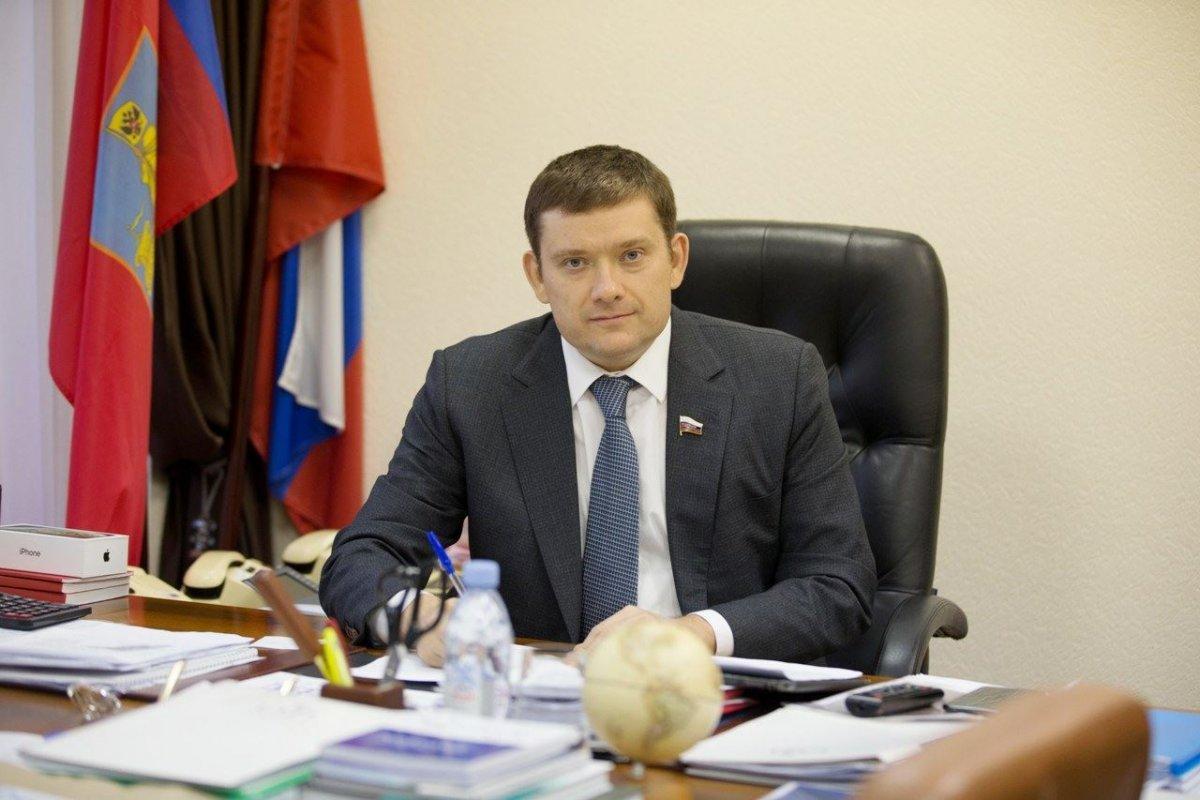 Николай Журавлев наделен полномочиями сенатора
