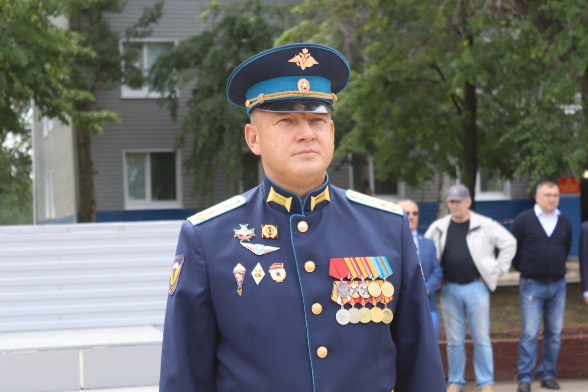 У 98 дивизии новый командир