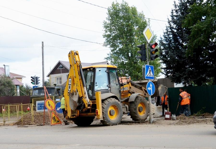 В это воскресенье профессиональный праздник отметят работники дорожной отрасли