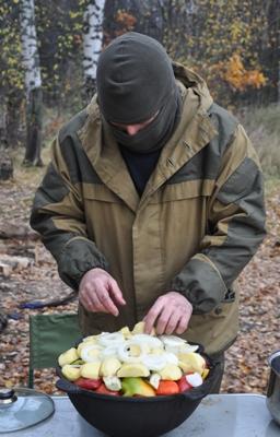 Костромской спецназ отметил 30-летие  «чебурдыком»