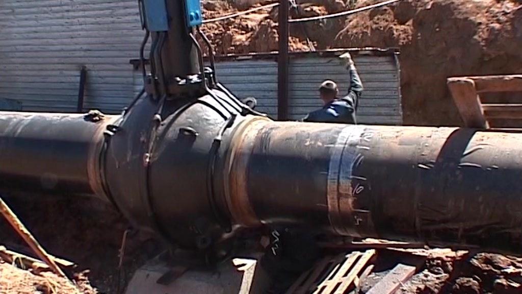 Газовики завершают строительство магистральной ветки до Парфеньево