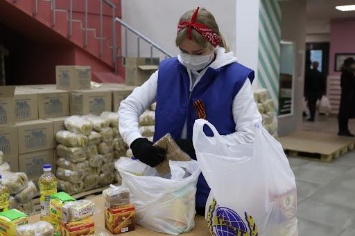 Волонтеры готовы к приему заказов