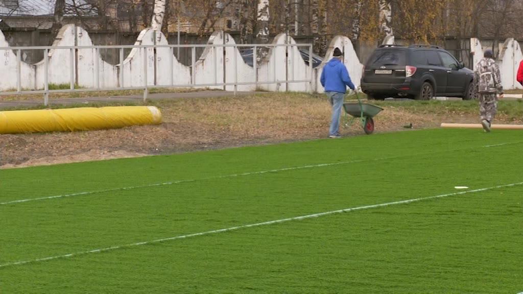 Новое приобретение костромского футбола