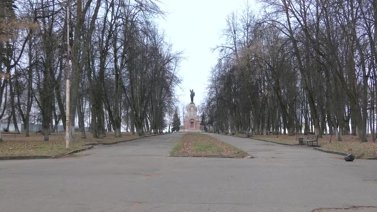 Проект парка презентовали