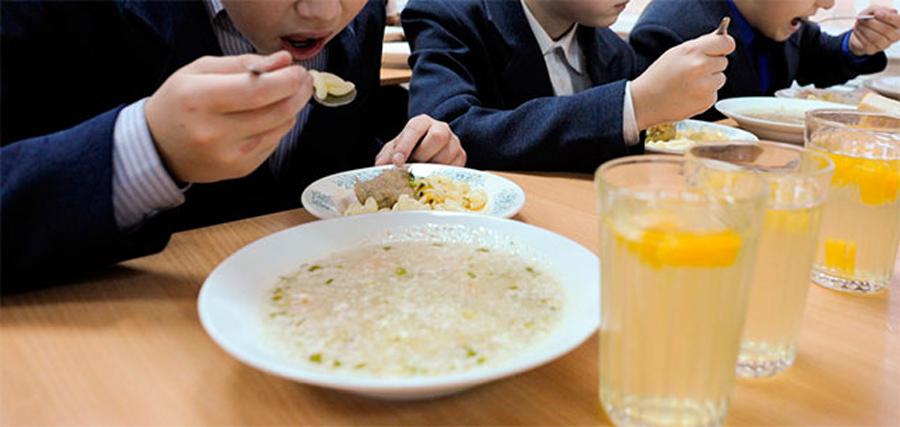 Школьное питание под контролем