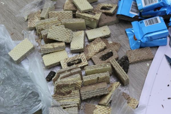 Более 10 граммов наркотиков изъяли сотрудники регионального УФСИН в 7-ой колонии
