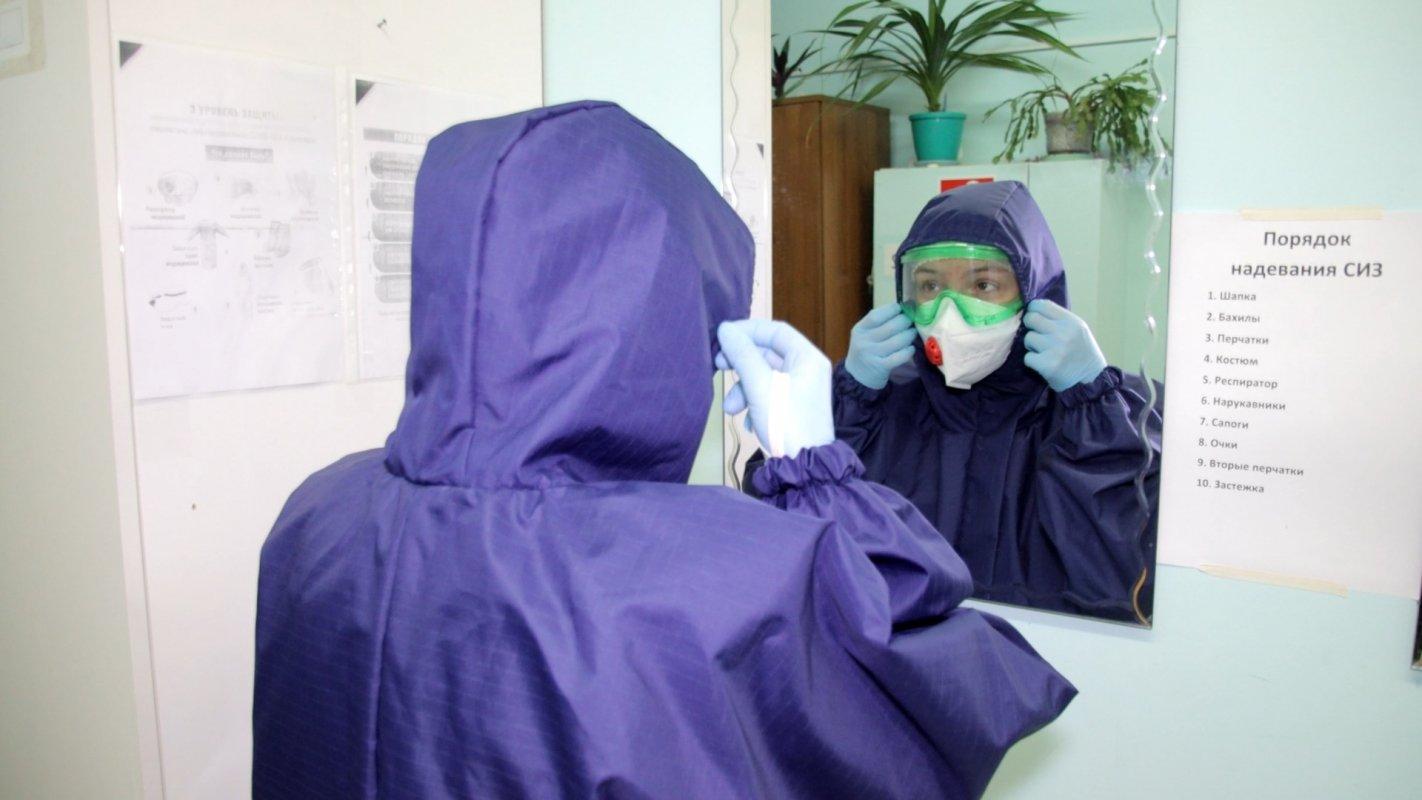 116 тестов на коронавирус оказались положительными