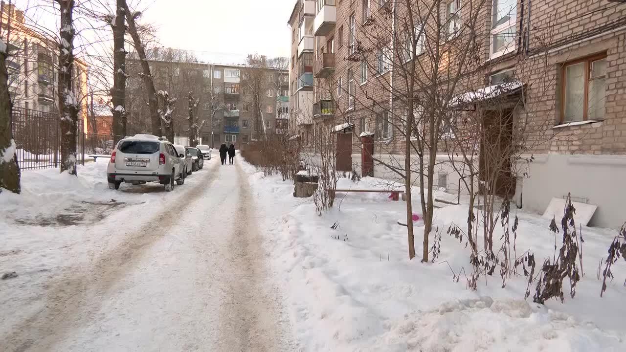 Кострому приводят в порядок после снегопадов