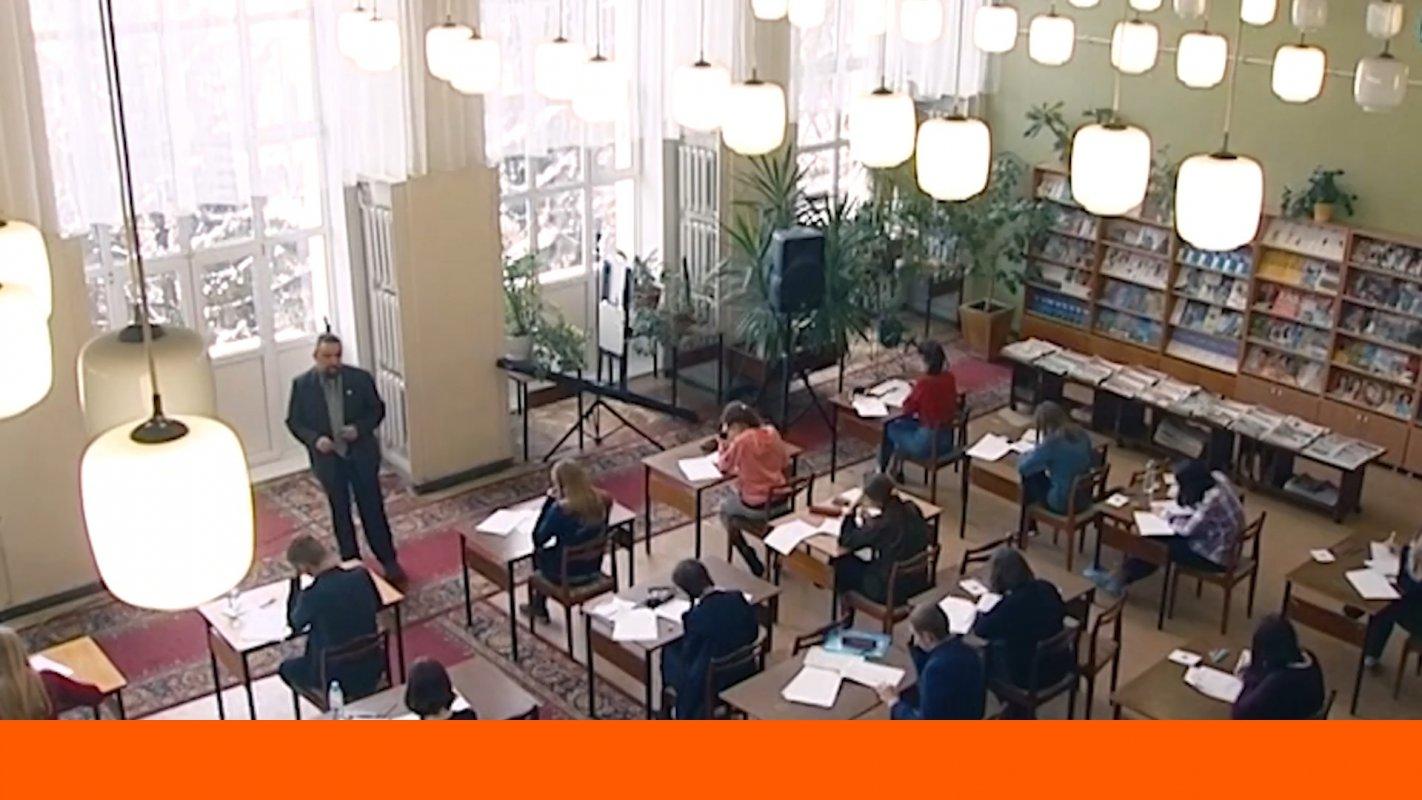 В Костроме стартовал региональный тур школьных олимпиад