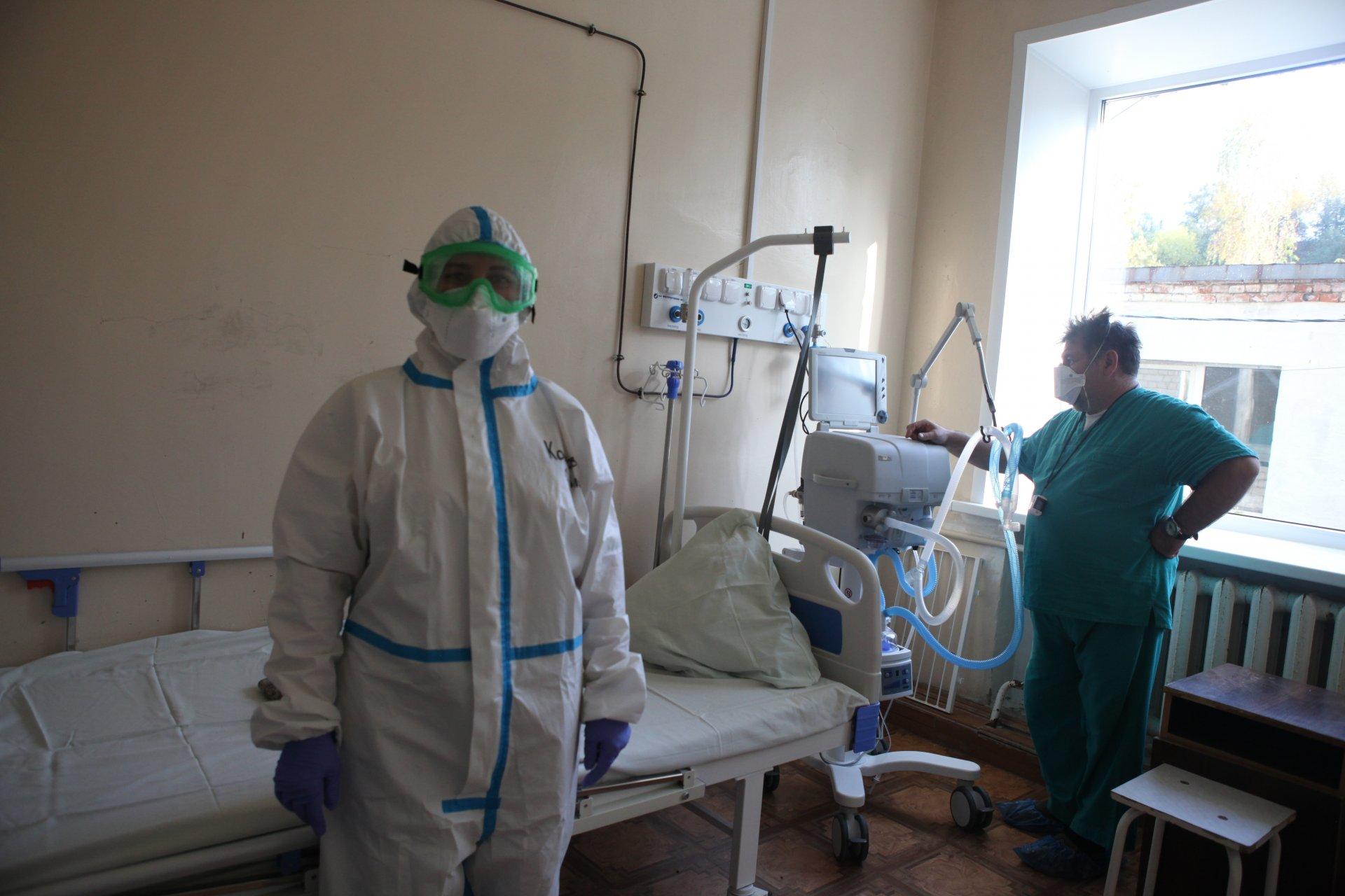 За сутки коронавирусная инфекция диагностирована у 75 человек