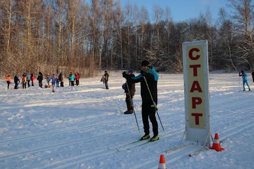 Регион встает на лыжи