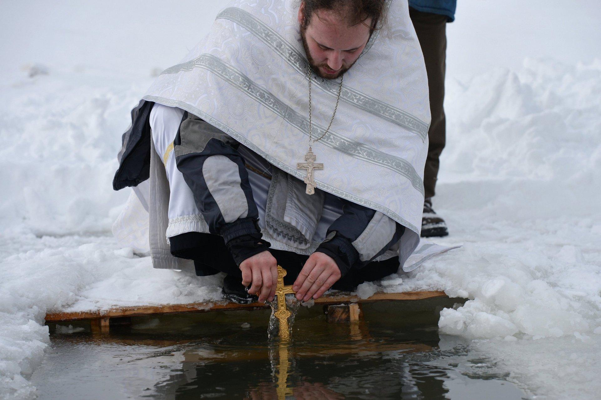 Сегодня Крещенский сочельник