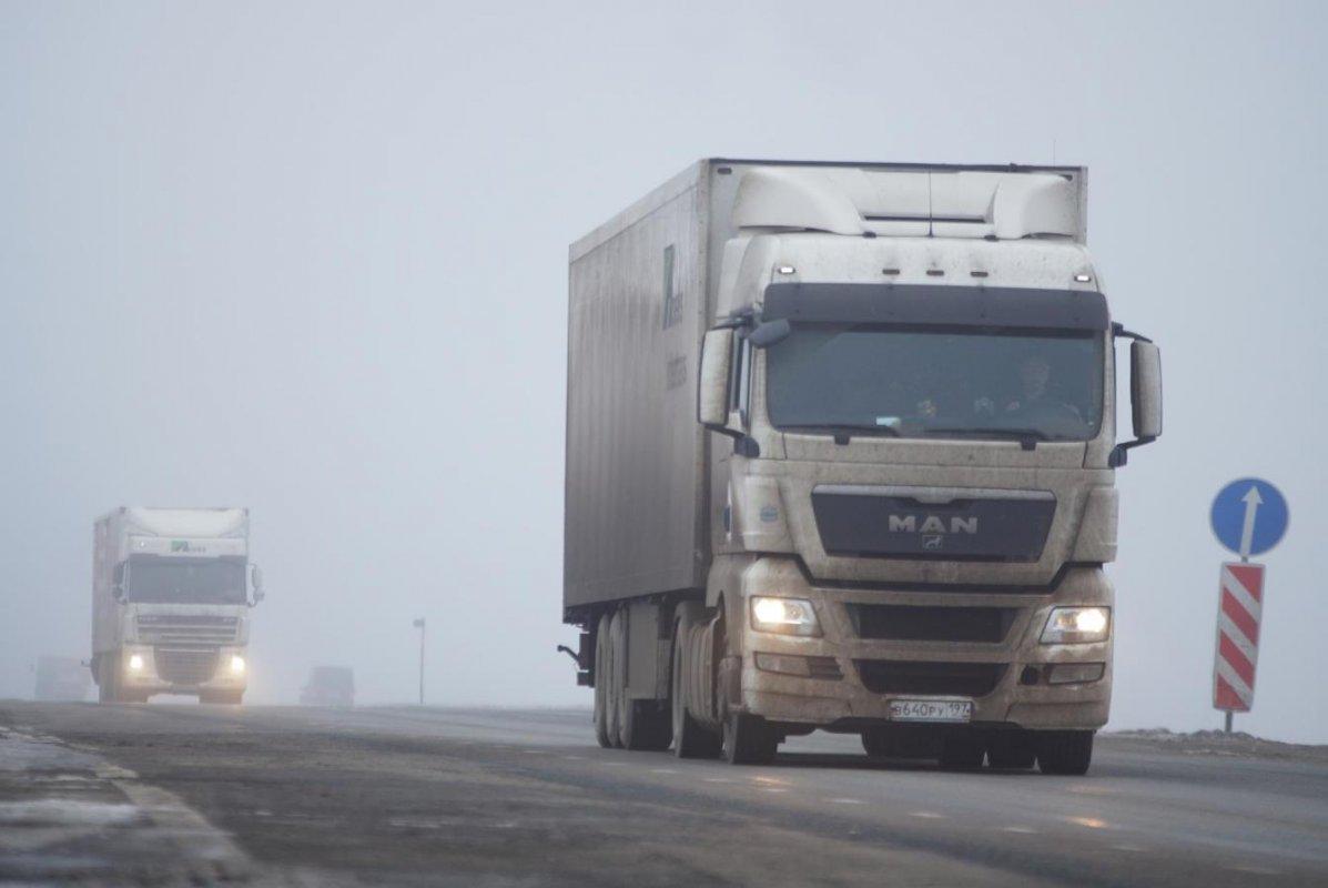 В костромской области вводят ограничения для большегрузов