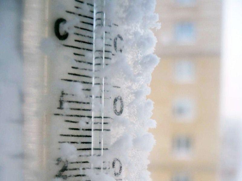 В Костромской области ожидается понижение температуры до минус 37 градусов