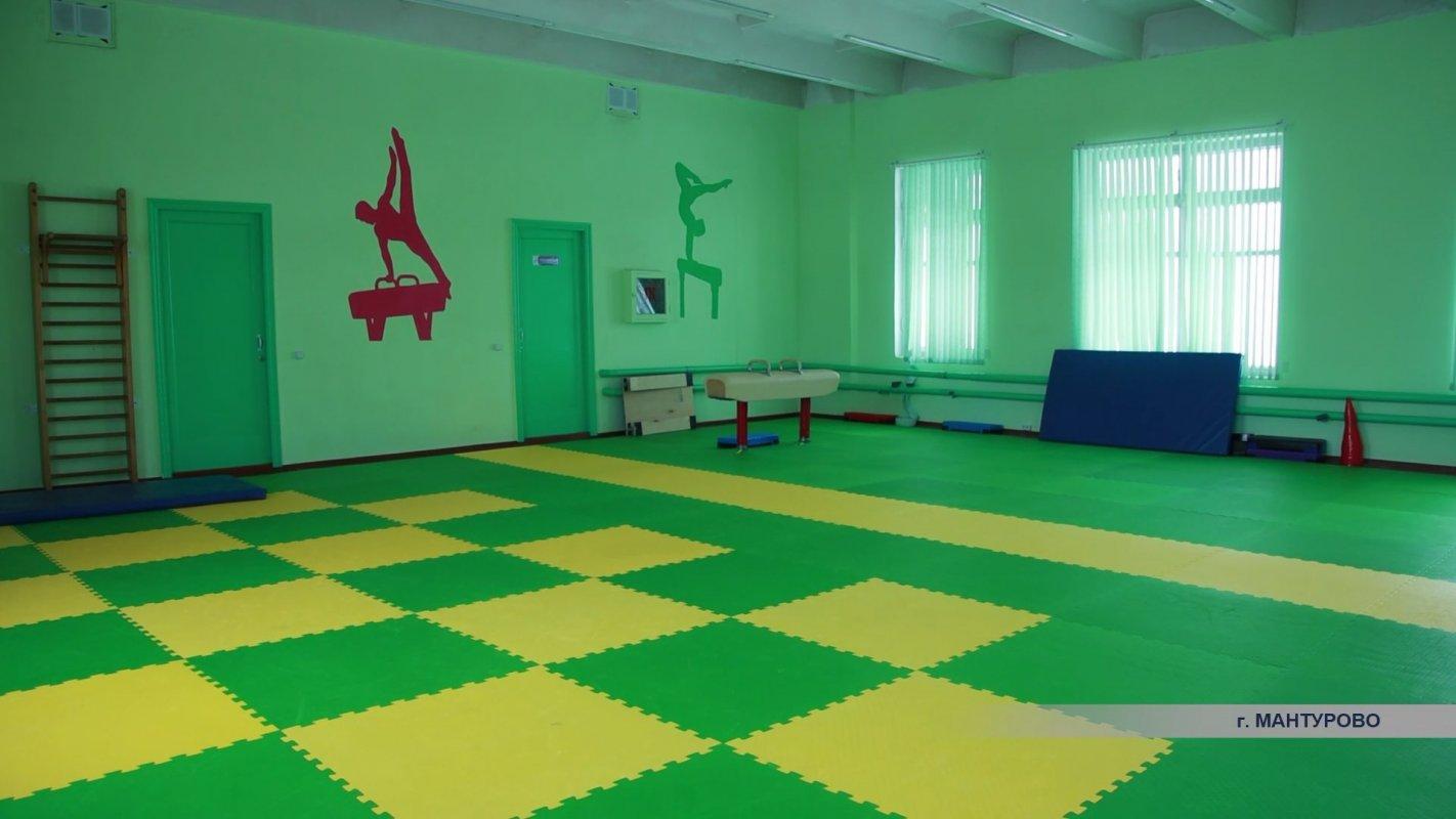 В Костромской области появится новое отделение спортивной школы