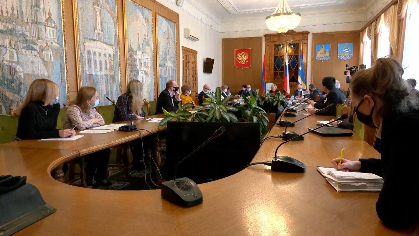 Сегодня в Костроме прошло общее заседание Думы города