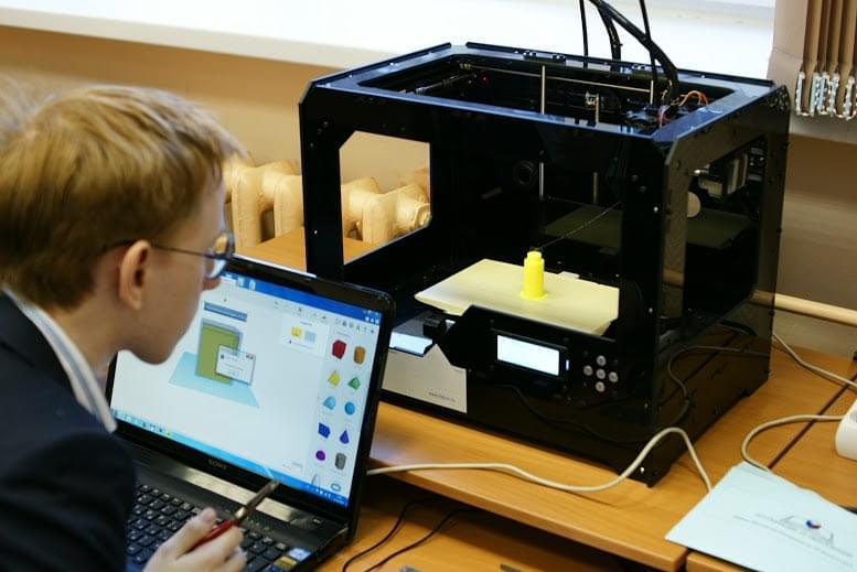 Костромские школьники готовятся к региональному этапу Всероссийской Олимпиады по 3D технологиям