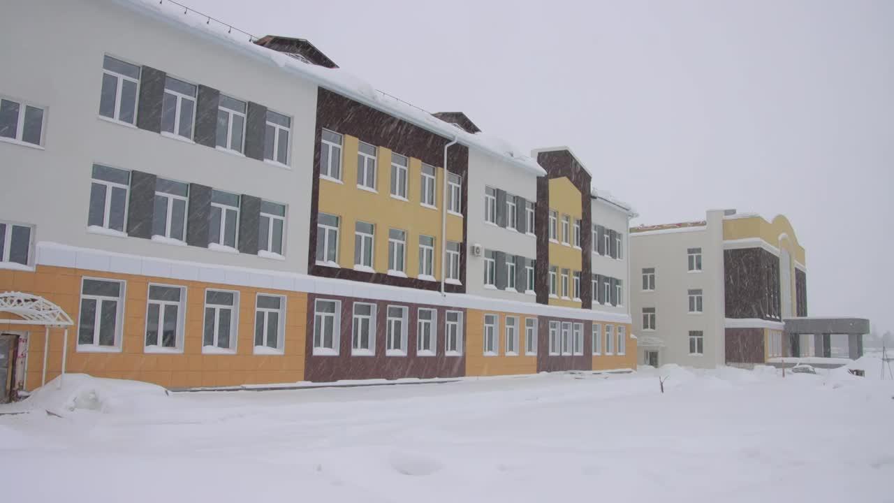 Строительство  школы в Костроме выходит на финишную прямую