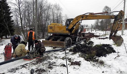 Порыв вохомских водопроводных сетей вскрыл кражу бюджетных средств