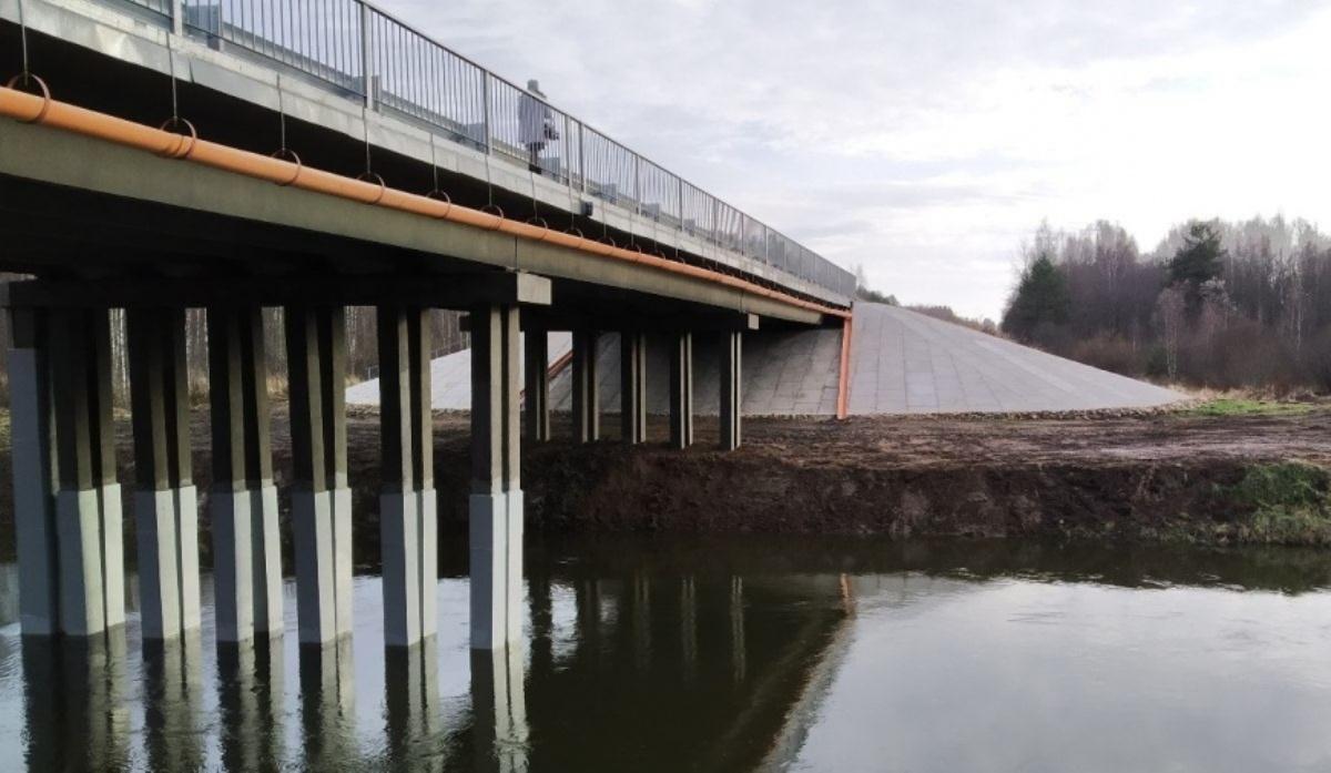 На дорогах Костромской области в этом году завершат ремонт еще 6 автопешеходных мостов